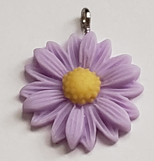 Lilac  Daisy Charm