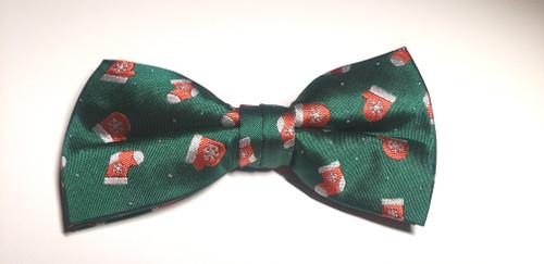Christmas Mittens Tie
