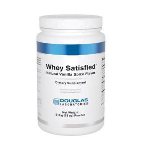 Douglas Labs Whey Satisfied 18 oz 510 gms