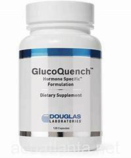 Douglas Labs GlucoQuench 120 Capsules