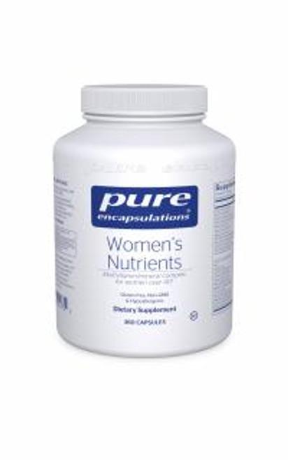 Pure Encapsulations Women's Nutrients 360 capsules