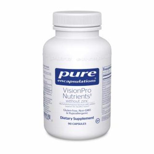 Pure Encapsulations VisionPro Nutrients W/O zinc* 90 capsules