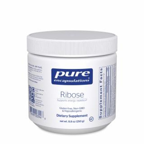 Pure Encapsulations Ribose 250 gms