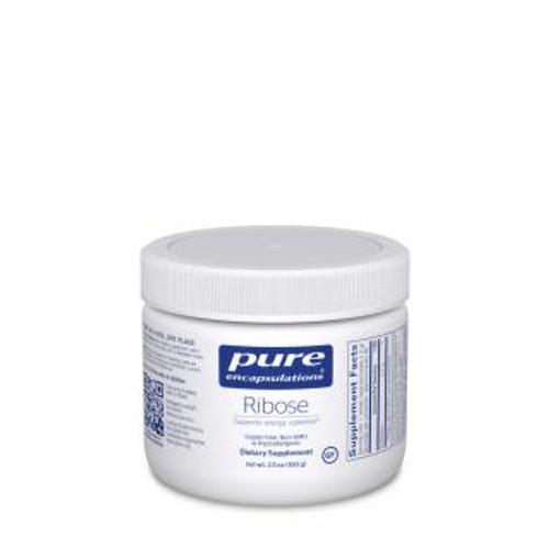 Pure Encapsulations Ribose 100 gms