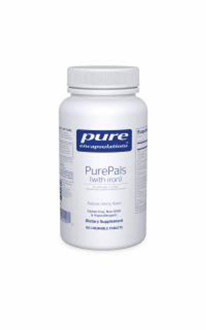 Pure Encapsulations PurePals (With Iron) 90 capsules