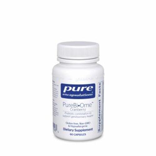 Pure Encapsulations PureBi Ome Cranberry 60 capsules