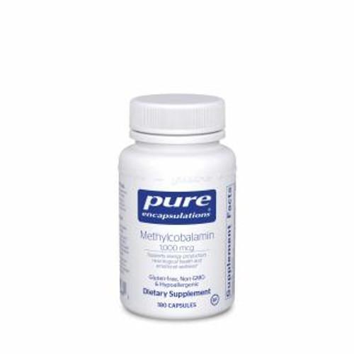 Pure Encapsulations Methylcobalamin 180 capsules