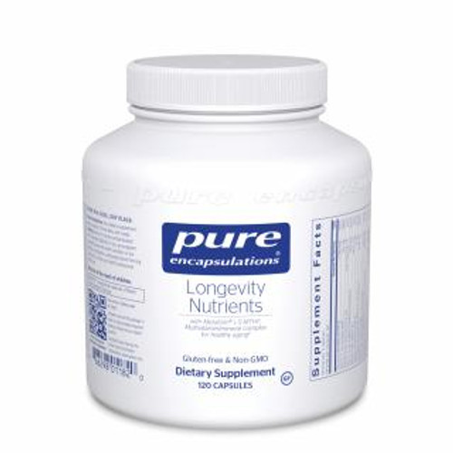 Pure Encapsulations Longevity Nutrients 120 capsules