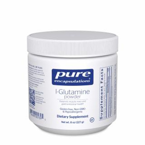 Pure Encapsulations L-lutamine Powder 227 gms