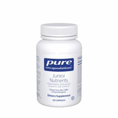 Pure Encapsulations Junior Nutrients 120 capsules