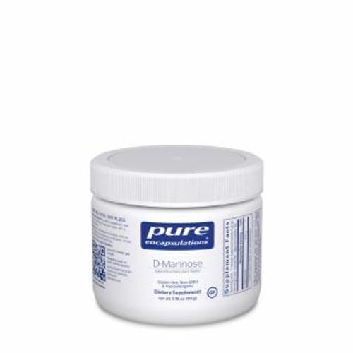 Pure Encapsulations D-Mannose 50 Gm