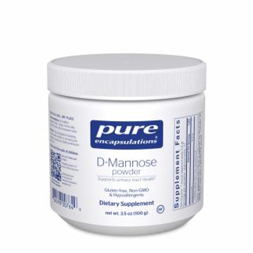 Pure Encapsulations D-Mannose 100 Gm