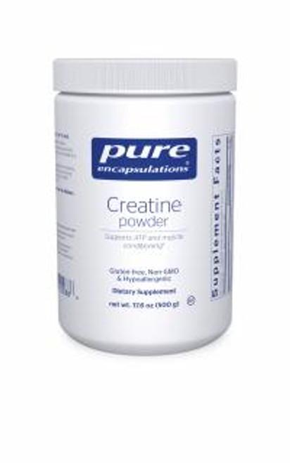 Pure Encapsulations Creatine Powder 500 Gm