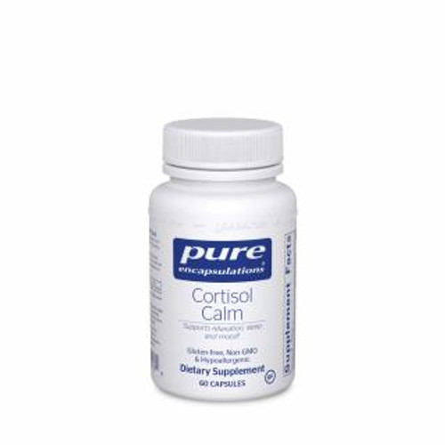 Pure Encapsulations Cortisol Calm 60 capsules