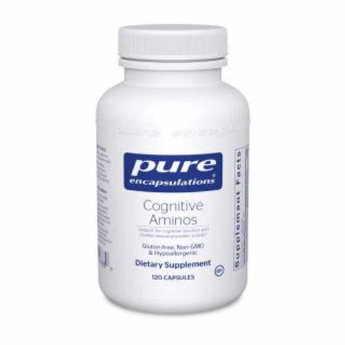 Pure Encapsulations Cognitive Aminos 120 capsules