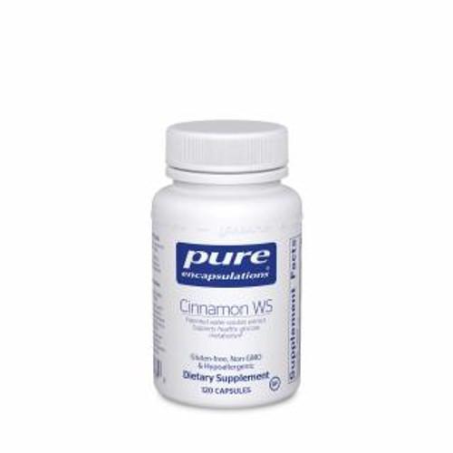 Pure Encapsulations Cinnamon WS 120 capsules