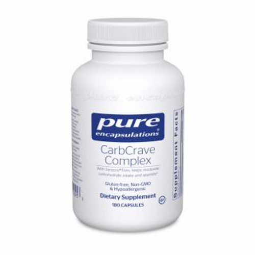 Pure Encapsulations Carbcrave Complex 180 capsules