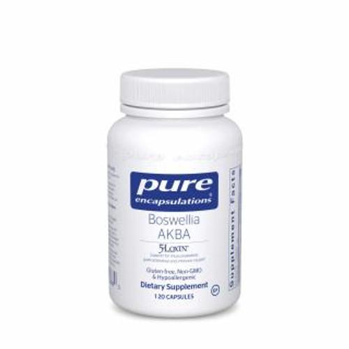 Pure Encapsulations Boswellia AKBA 120 capsules