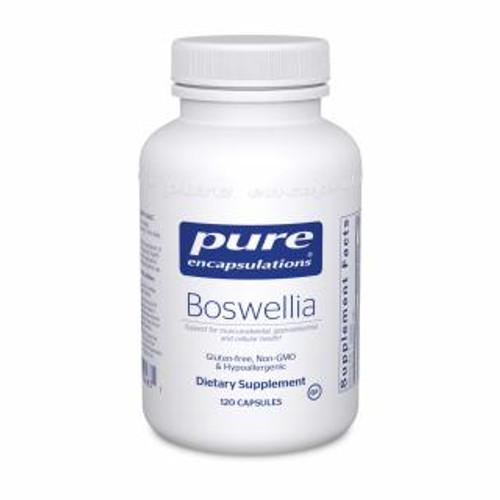 Pure Encapsulations Boswellia 120 capsules
