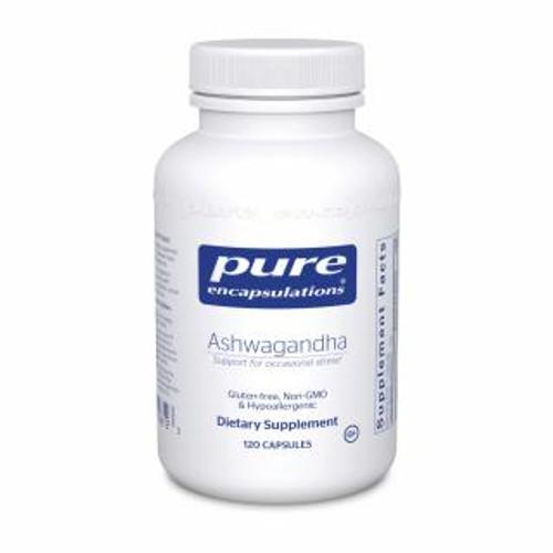 Pure Encapsulations Ashwagandha 120 capsules
