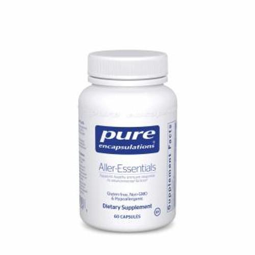 Pure Encapsulations Aller-Essentials 60 capsules