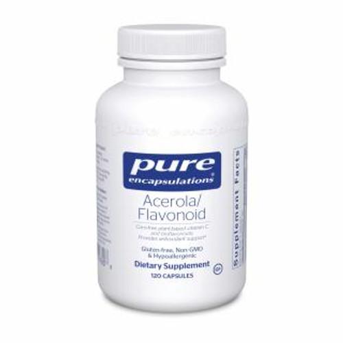 Pure Encapsulations Acerola Flavonoid 120 capsules