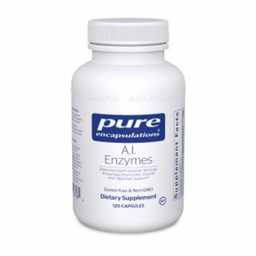 Pure Encapsulations A.I. Enzymes 120 capsules