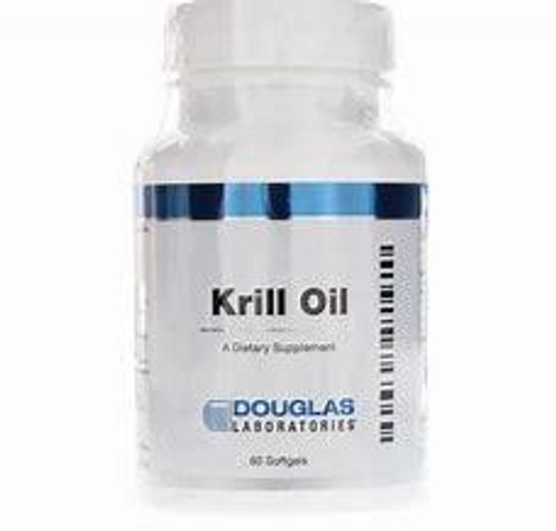 Douglas Labs Krill Oil 60 Softgels