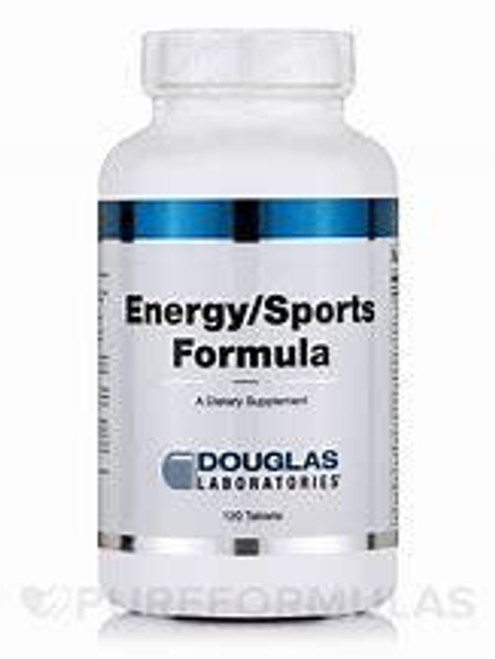 Douglas Labs Energy Sports Formula 120 Tablets