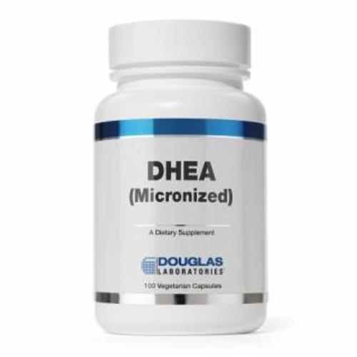 Douglas Labs DHEA 25 mg Micronized 100 Capsules