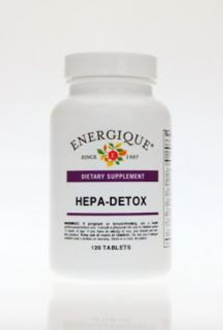 Energique HEPA-DETOX 120 Tablets