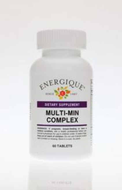 Energique MULTI-MIN COMPLEX 60 Tablets