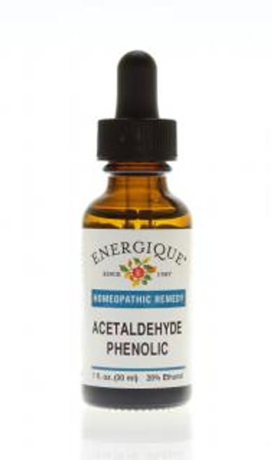Energique ACETALDEHYDE PHENOLIC 1 oz