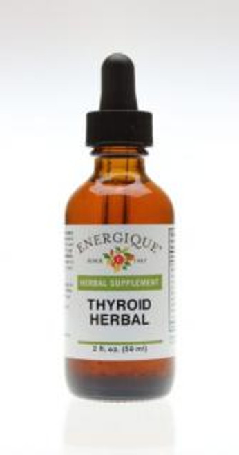 Energique THYROID HERBAL 2 oz Herbal