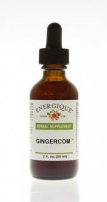 Energique GINGERCOM 2 oz Herbal