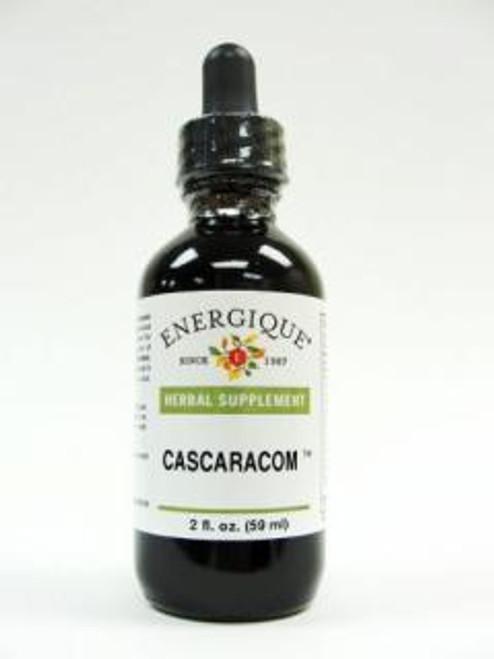 Energique CASCARACOM 2 oz Herbal