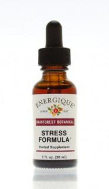 Energique STRESS FORMULA Rainforest Botanical 1 oz Herbal