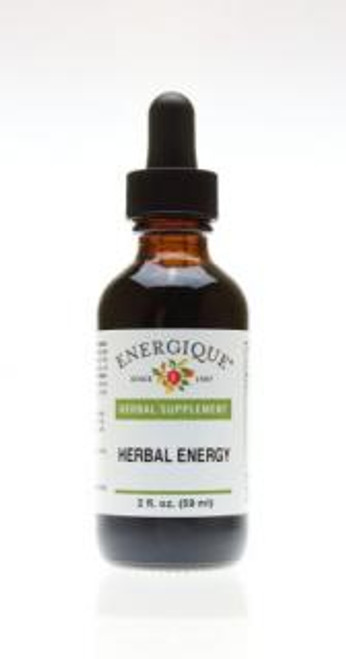Energique HERBAL ENERGY 2 oz 50% Herbal