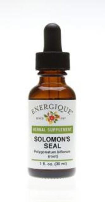 Energique SOLOMON'S SEAL Raw Tincture 1 oz Herbal
