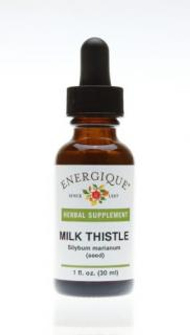 Energique MILK THISTLE Seed 1 oz Herbal