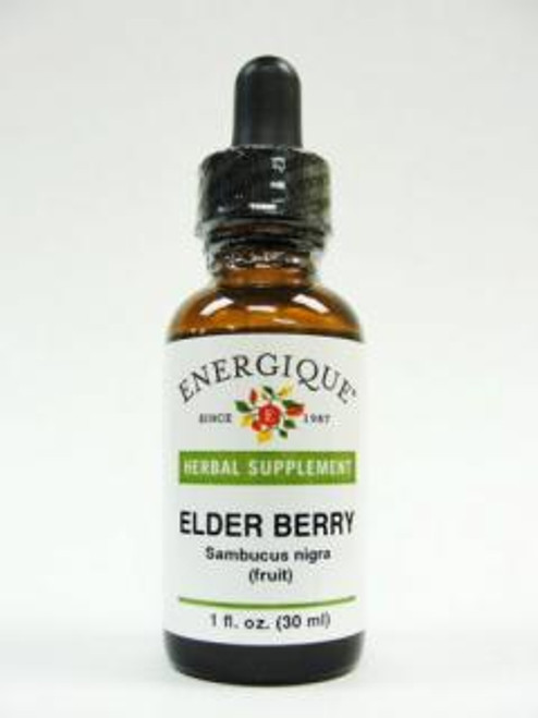 Energique ELDER BERRY Fruit 1 oz Herbal