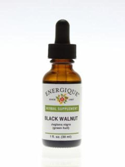 Energique BLACK WALNUT Green Hull 1 oz Herbal