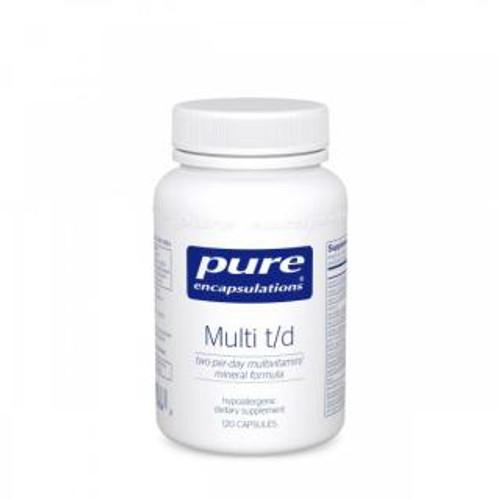 Pure Encapsulations  Multi T/D 60 capsules