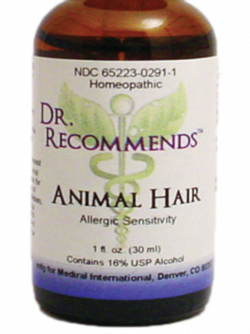 Dr. Recommends Animal Hair 1 oz