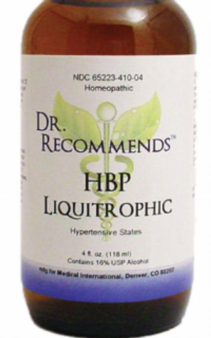 Dr. Recommends HBP Liquitrophic 4 oz