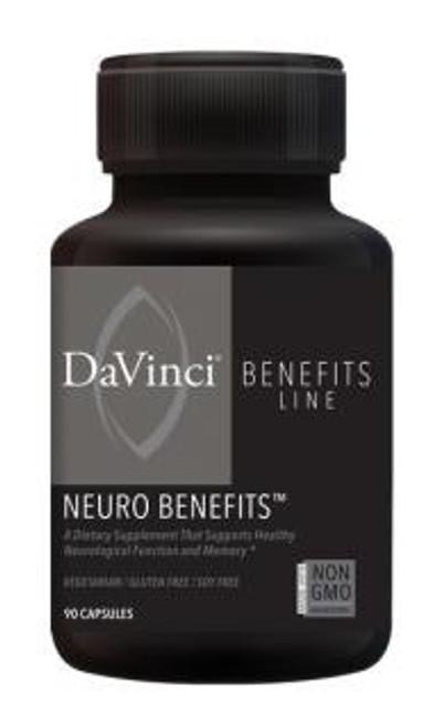 Davinci Labs Neuro Benefits 90 capsules