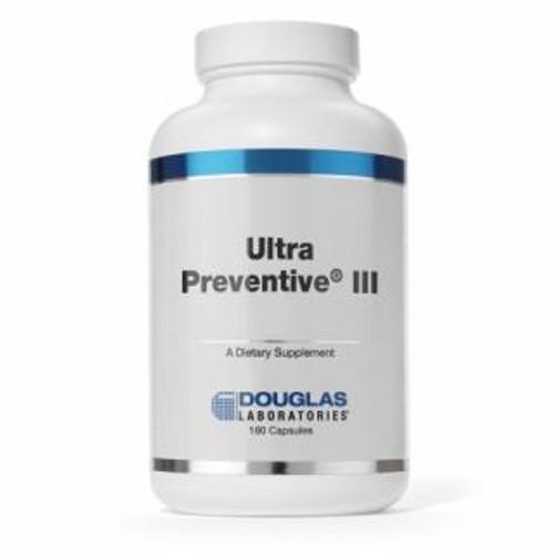 Douglas Labs Ultra Preventive III 180 capsules