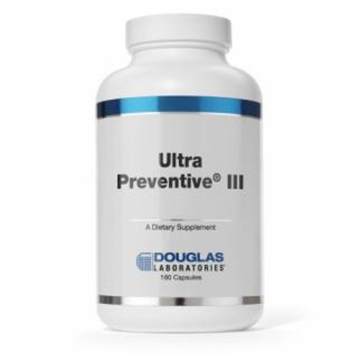 Douglas Labs Ultra Preventive III 180 tabs