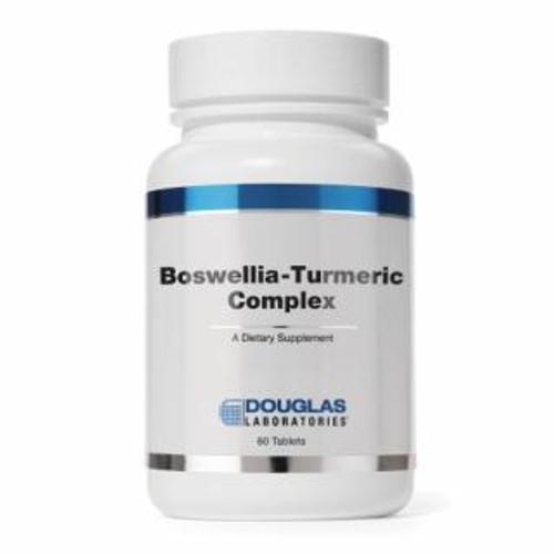Douglas Labs Boswellia Tumeric Complex 60 Tablets