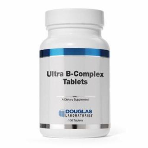 Douglas Labs Ultra B Complex 100 tabs